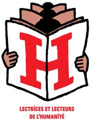 Logo Société des lectrices et lecteurs de l'Humanité